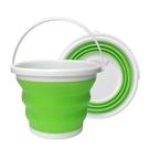 【多用途摺疊水桶】顏色隨機出貨 折疊桶 多功能桶 洗車水桶 伸縮水桶 露營 釣魚