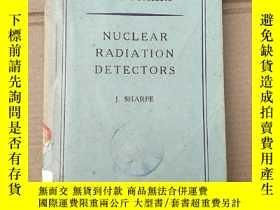 二手書博民逛書店NUCLEAR罕見RADIATION DETECTORS(P1454)Y173412