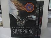 【書寶二手書T5/原文小說_CRK】The Silverwing Saga_3本合售_Kenneth Oppel