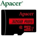 Apacer 宇瞻 32GB 32G 85MB/s microSD microSDHC TF U1 C10 記憶卡