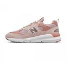 New Balance 女款粉色復古慢跑鞋-NO.WS109LE1