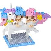 【Tico微型積木】雙子星-飛馬篇 T-4110