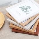 相框 實木相框擺台創意簡約清新客廳辦公室裝修框閨蜜生日禮物畫框ins
