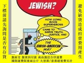 二手書博民逛書店Superman罕見Is Jewish?Y362136 Photograph by Stu... Free P