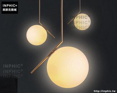 INPHIC- 現代風格餐廳吊燈北歐簡約客廳臥室服裝店玻璃圓球裝飾吊燈-A款_S197C