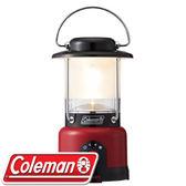 【Coleman 美國 CPX6 LED營燈 紅】CM-8796JM000/可選配CPX6充電池★滿額送