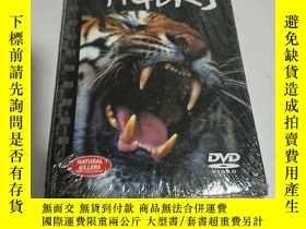 二手書博民逛書店SWAMP罕見TIGERS(DVD)Y212829