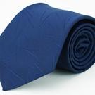 【Alpaca】深藍花紋領帶