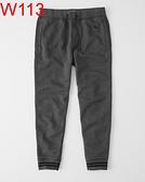 AF Abercrombie & Fitch A&F A & F 男 長褲 W113