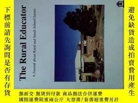二手書博民逛書店The罕見Rural Educator (Journl) WINTER 2018 農村教育學術期刊Y14610