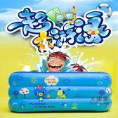 充氣泳池 寶寶游泳池充氣家用室外保溫超大加厚家庭兒童兒童大人海洋球泳池