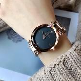 抖音網紅同款詩高迪星空手錶女士時尚潮流防水韓版簡約女錶學生 衣櫥秘密