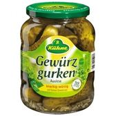 德國冠利德式酸黃瓜360g