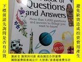 二手書博民逛書店Giant罕見Book of Questions and Answers(實物拍攝 詳情見圖)8開Y27299