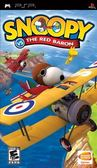 PSP Snoopy vs. The Red Baron 史努比VS.紅男爵(美版代購)
