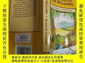 二手書博民逛書店the罕見wind in the willows:柳樹的風Y200392