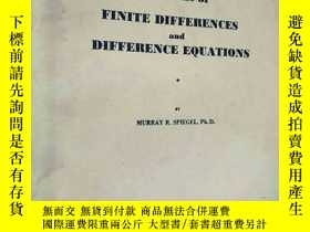 二手書博民逛書店SCHAUM S罕見OUTLINE OF THEORY AND