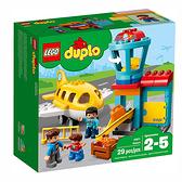 樂高積木 LEGO《 LT10871》2018 年 Duplo 幼兒系列 - Airport 機場 / JOYBUS玩具百貨