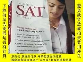 二手書博民逛書店Cracking罕見the SAT, 2011Y15389 :