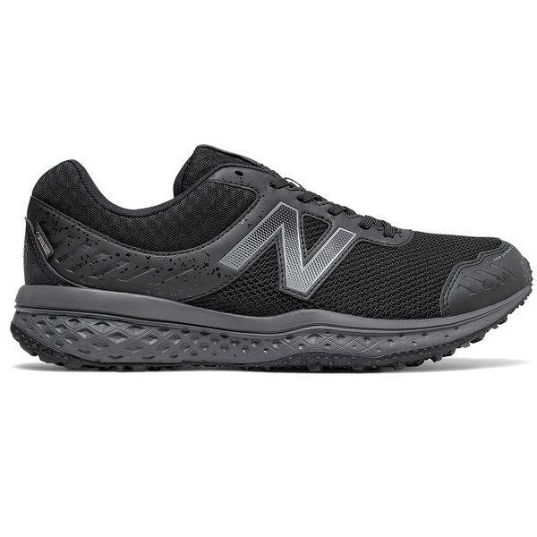 New Balance 620 男鞋 慢跑 越野 4E 寬楦 GORE-TEX 戶外大底 黑 深灰 【運動世界】 MT620GT