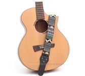 個性波米風吉他背帶學生加厚電吉他貝司民謠木吉他棉背帶經典款 挪威森林