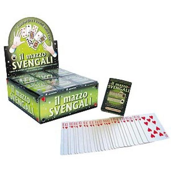【USPCC 撲克】SVENGALI DECK (魔法牌)