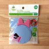 日本迪士尼造型濕紙巾盒蓋-粉藍米妮 日本  -超級BABY