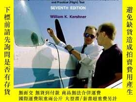 二手書博民逛書店The罕見Student Pilots Flight Manual: Including FAA Written