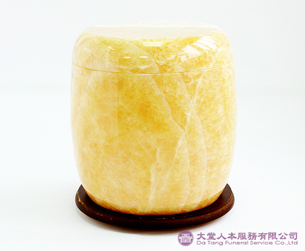 【大堂人本】黃玉 骨灰罐