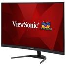 【免運費】Viewsonic 優派 VX3268-2KPC-MHD 32型 VA面板 曲面 16:9 顯示器 / 三年保