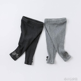 女童長褲 女童褲子兒童長褲寶寶休閑褲外穿秋裝新款彈力打底褲 快速出貨