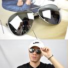 偏光太陽眼鏡 帥氣復古金屬框NYG12
