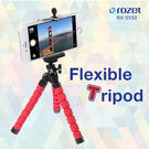 TOUCH-KR 韓國 定點自拍 便攜式彎曲固定 三腳架│手機 相機 通用型│z7466