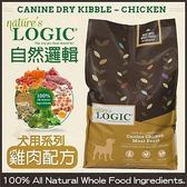 *WANG*LOGIC自然邏輯天然糧《全犬種天然防敏感雞肉》26.4磅-低過敏