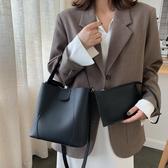 子母包上新質感小包女包高級感法國小眾洋氣子母大容量斜背2020流行包包 衣間迷你屋