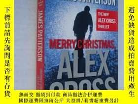二手書博民逛書店Merry罕見Christmas, Alex Cross ( )