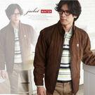 【大盤大】J07829 男 冬 麂皮外套...