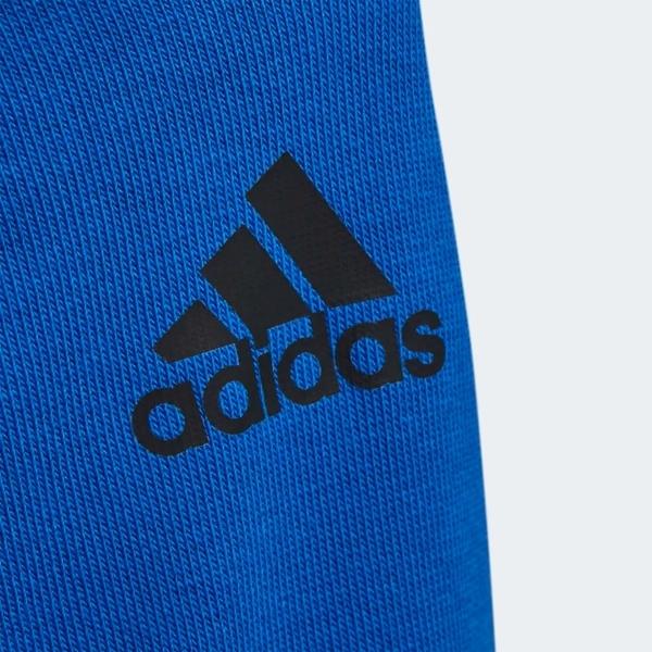 ADIDAS FOOTBALL TRACK TOP 童裝 中童 外套 休閒 棉質 Climalite 舒適 藍 黃 黑【運動世界】EH4047