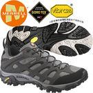 Merrell 87577 男GTX多功能登山健行鞋 Moab Gore-Tex耐走鞋/郊山鞋/健走慢跑鞋/黃金大底運動鞋