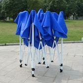 戶外雨棚戶外遮陽棚廣告帳篷印字雨棚折疊伸縮停車棚子四腳帳篷大方傘擺攤