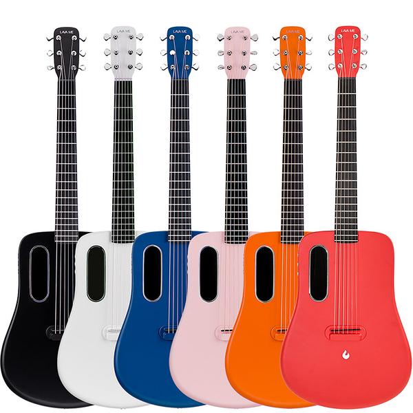 LAVA ME2 拿火吉他-36吋旅行吉他/碳纖維材質/插電加震款/附贈原廠配件