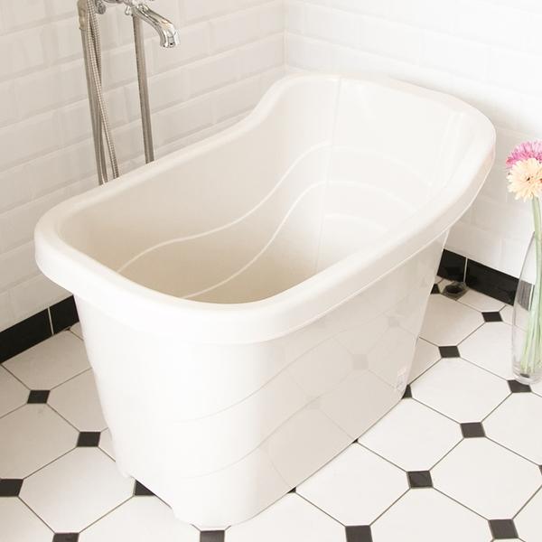【風呂健康泡澡桶186L】免運 泡湯桶 浴缸 淋浴桶 聯府 KEYWAY 台灣製造 BX7 [百貨通]