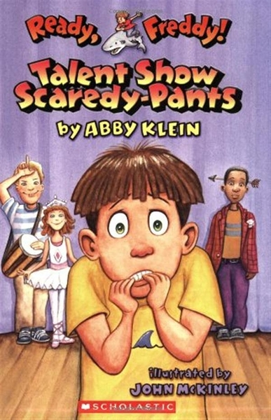 (二手書)Ready, Freddy! #05: Talent Show Scardey-pants