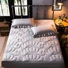 【限時下殺89折】床包 加厚夾棉床包單件床罩席夢思床墊保潔墊床套1.8 m1.5床防塵罩防滑