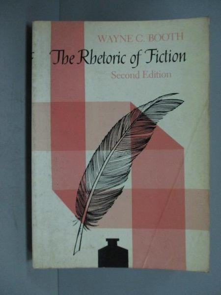 【書寶二手書T8/原文書_IOM】The Rbetoric of Fiction