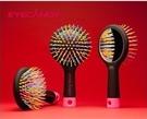 3D球型 造型按摩梳 3D神器梳/ 捲捲梳 彩虹梳 塑造自然捲髮