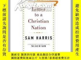 二手書博民逛書店Letter罕見to a Christian NationY12