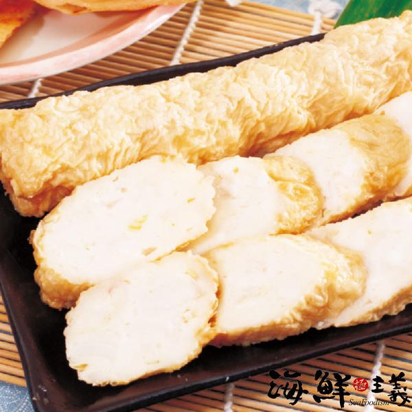 【海鮮主義】虱目魚卷(350G/包)