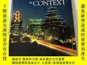 二手書博民逛書店Grammar罕見in Context BasicY303304