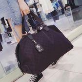 旅行袋短途旅行包女手提包正韓大容量運動健身包女輕便行李包女旅游包袋